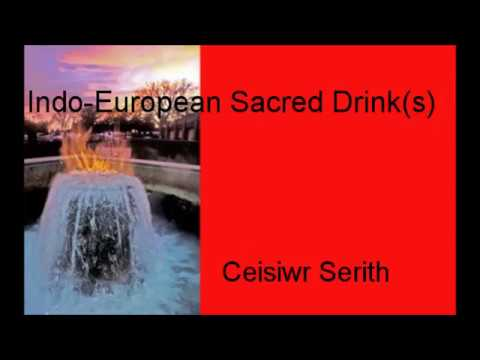 Indo-European Sacred Drinks