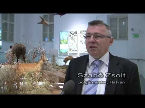 Hatvani Grassalkovich-kastély átadása
