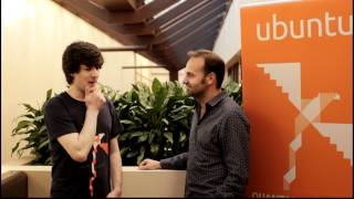 Interview with Mark Shuttleworth at UDS-Q