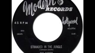 THE CADETS - Stranded In the Jungle [Modern 994] 1956