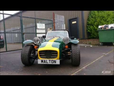 Specialist Cars of Malton - Porsche 935, 959, McLaren 12C and More!