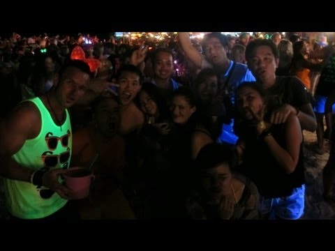 Full Moon Party (23-26 May 2013)