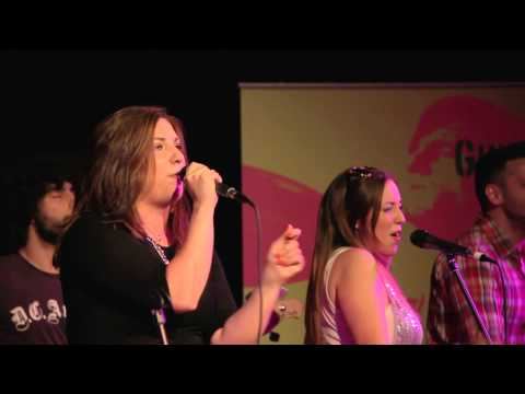 Olga D'Vina & The Boogie Nights - Finally (CeCe Peniston cover)