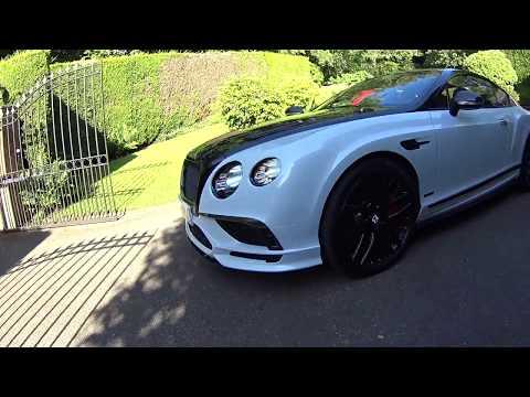 700 BHP - Bentley GT Supersport