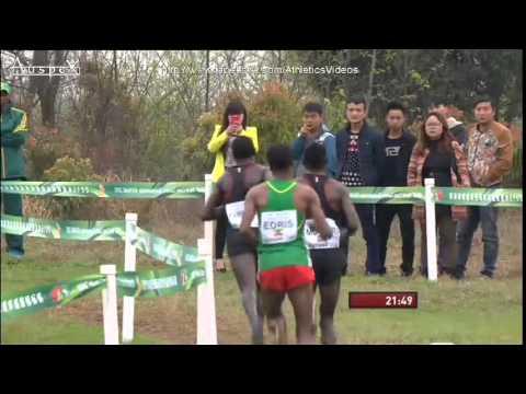 2015 world cross country championships men's race
