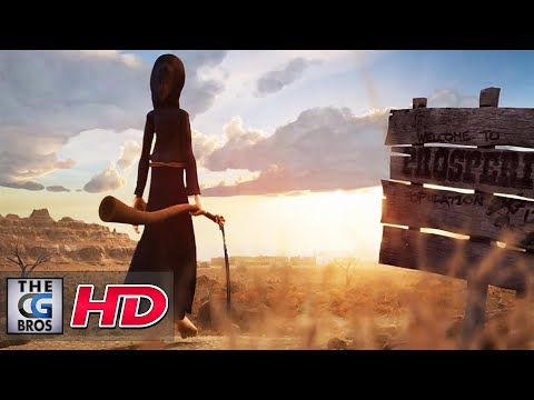 """CGI VFX Animated Shorts HD: """"Reaping for Dummies"""" - by The Reaping for Dummies Team"""