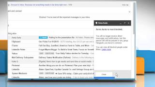 How to unblock someone in Gmail® chat list or Google™ Hangout : iYogi