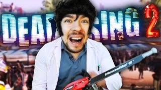 ELVIS WITH A CHAINSAW | Dead Rising 2 #3