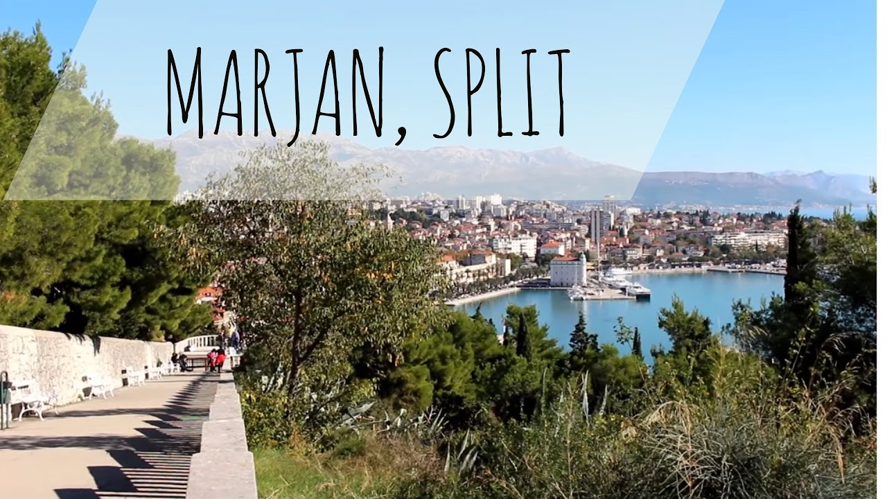 Exploring Marjan Split Croatia
