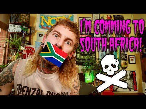 I'm Coming to South Africa | Sir Vape | Bogan Brews | Durban | Vaping Bogan