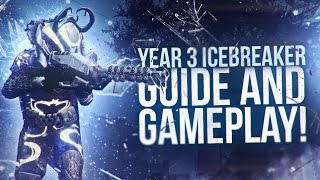 Destiny: THE DAWNING EVENT! NEW EXOTIC ORNAMENTS! YEAR 3 ICEBREAKER!