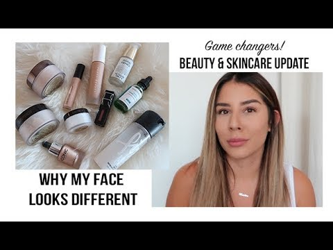 MAKEUP & SKINCARE UPDATE: YOU NEED THESE PRODUCTS! thumbnail