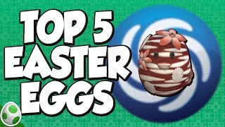 Top 5 Easter Eggs in Spore - Easter Eggs With DPadGamer