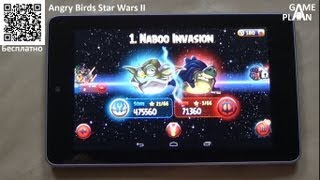 Обзор Review Angry Birds Star Wars II 2 от Game Plan