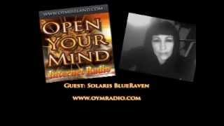 �������� ���� Open Your Mind (OYM) Radio - Solaris BlueRaven - April 6th 2014 ������