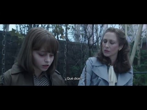 EL CONJURO 2   Trailer 1   Oficial Warner Bros  Pictures