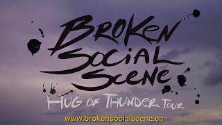 Broken Social Scene - Hug Of Thunder - Official Tour Teaser