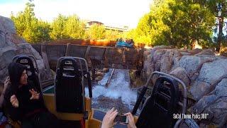 [HD] Grizzly River Run Rapid Ride 2015 - Disney California Adventure
