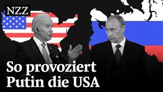 Warum die USA Russland nicht einfach ignorieren können