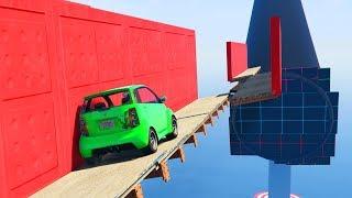 SUPER MEGA DIFICIL!!! ME CAIGO!! - CARRERA GTA V ONLINE - GTA 5 ONLINE