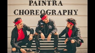 PAINTRA - MUKKABAAZ | NUCLEYA AND DIVINE | DANCE CHOREOGRAPHY | POPPIN TICKO