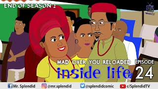 Download Splendid Tv Comedy - MAD OVER YOU RELOADED EP 24 (Mama Bomboy) (Splendid TV Cartoon)