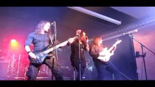 "Dawn Of Destiny - Rising Angel ""Live"" @ Markt 17, Hückelhoven, 15.02.2014"