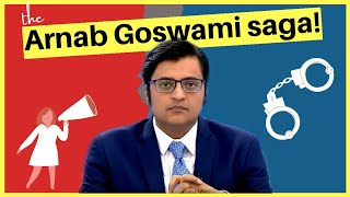 The Arnab Goswami Saga!   An Open Letter