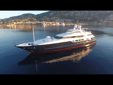 Mischief the Super Yacht 2017