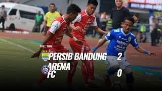 Download Video [Pekan 21] Cuplikan Pertandingan Persib Bandung vs Arema FC, 13 September 2018 MP3 3GP MP4