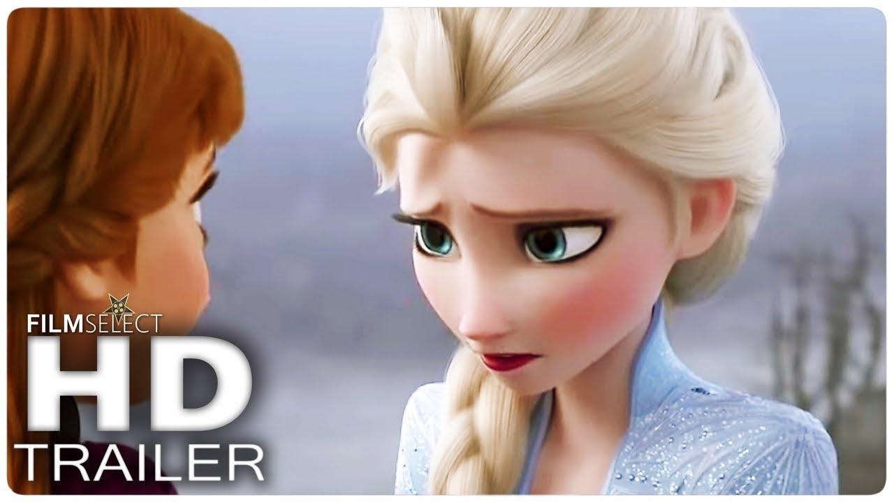 Frozen Ii 2019 Dvdrip 720p Movie Torrent