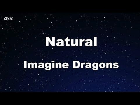 Natural - Imagine Dragons Karaoke 【No Guide Melody】 Instrumental