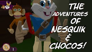 Clive - And The Stones Of The Ancient Bunnies (demo/alpha) Gameplay