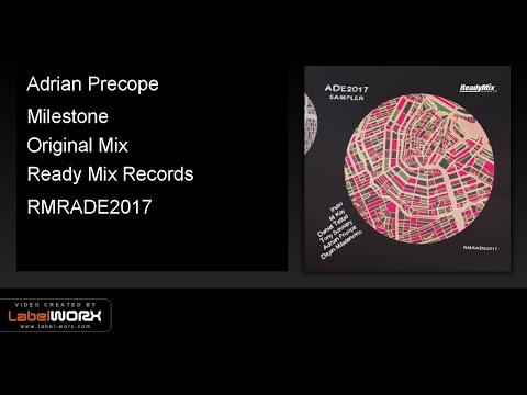 Adrian Pricope - Milestone (Original Mix) - Ready Mix Records [Official Clip]