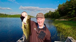 How to Catch Bass on a Fly (Southern Ontario)