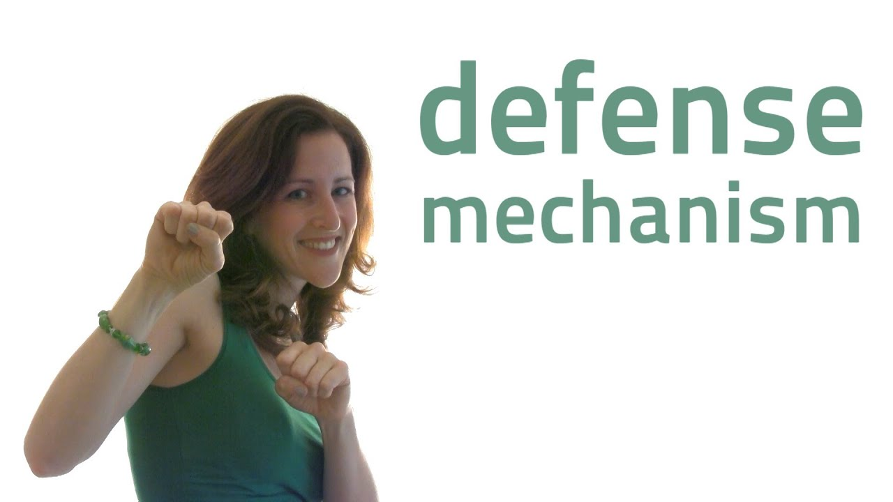 what are defense mechanisms 11 examples of defense mechanism youtube