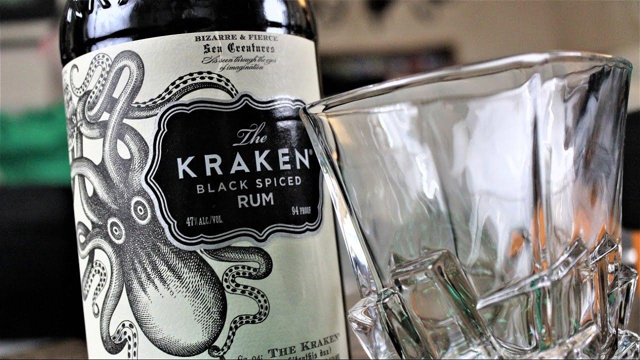 Kraken Black Spiced Rum Review