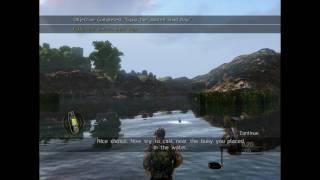 [PC][HD] Cabelas Outdoor Adventures 2010 Gameplay on ATI 4670