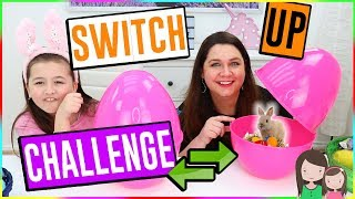 OSTEREI MYSTERY SWITCH UP Challenge 🔄 🐇 Alles Ava