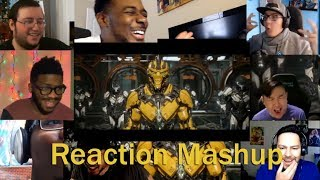 Mortal Kombat 11   Official Launch Trailer REACTION MASHUP
