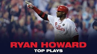 Howard's Best Moments from his career with the Phillies