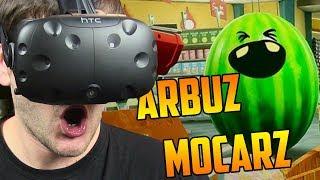 WIELKI ARBUZ MOCARZ - Shooty Fruity #2 (HTC VIVE VR)