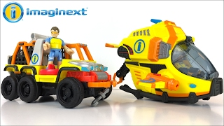Details about  /Fisher Price Imaginext Deep Sea Driver