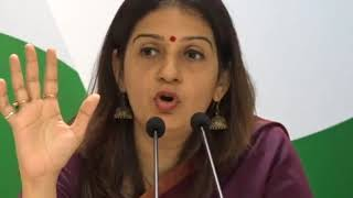 Highlights: AICC Press Briefing by Priyanka Chaturvedi at Congress HQ on False Claims on MSP Exposed