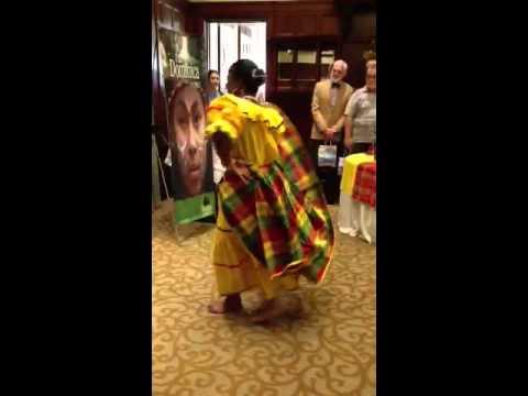 Creole dancing