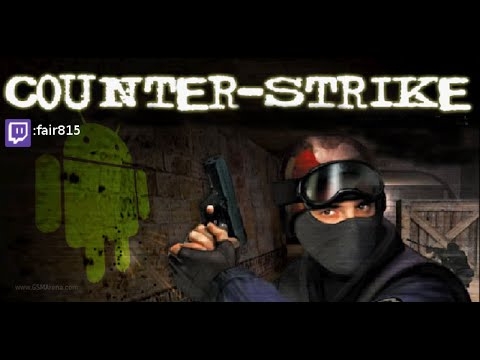 Обзор игры Counter Strike Portable(Android) - YouTube