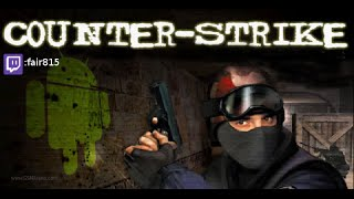 Обзор игры Counter Strike Portable(Android)