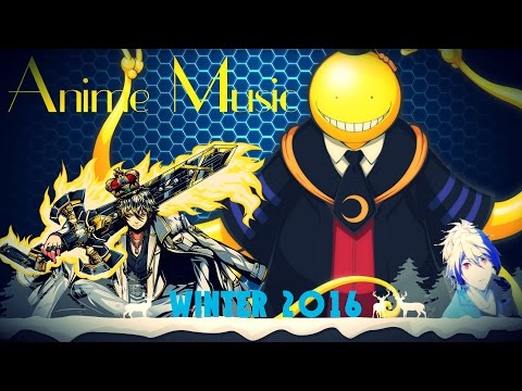 ♫ Anime Musics Mix - Special Opening WINTER 2016 - [ 1H ] ♫