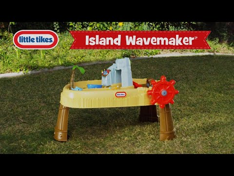 Little Tikes | Island Wavemaker Water Table Commercial
