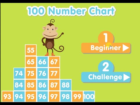 100 Numbers Chat   Kids Club 1 2 3